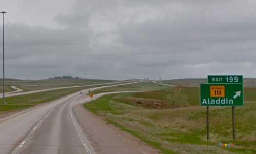 wy interstate i90 wyoming northeast information center eastbound mile marker 199
